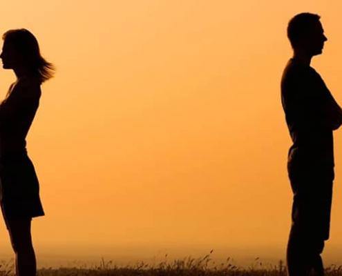 Partnerska terapija razhod